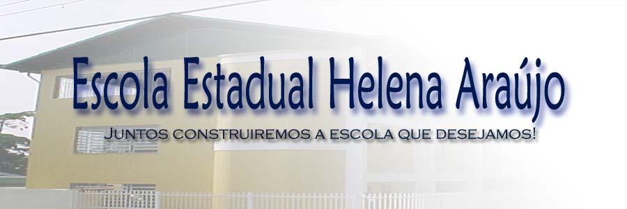 ESCOLA ESTADUAL DE TEMPO INTEGRAL HELENA ARAÚJO