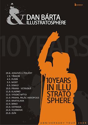 Podzimní turné Illustratosphere