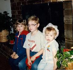 Sarah, Eric, and Lauren