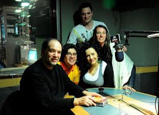 Iaies Amed y Damián Graffigna  en el programa!