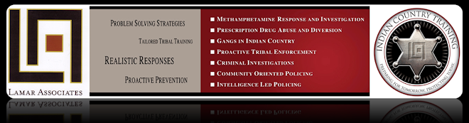 Lamar Associates - Indian Country Training Institute