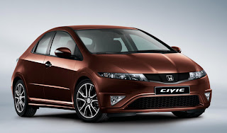 2011 Honda Civic UK