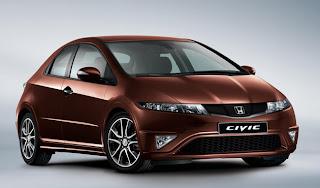 2011 Honda Civic UK
