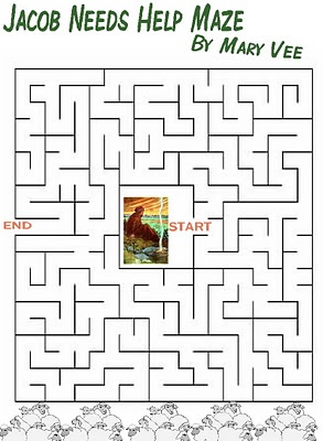 Maze With Start End Worksheets for all   Download and Share ...
