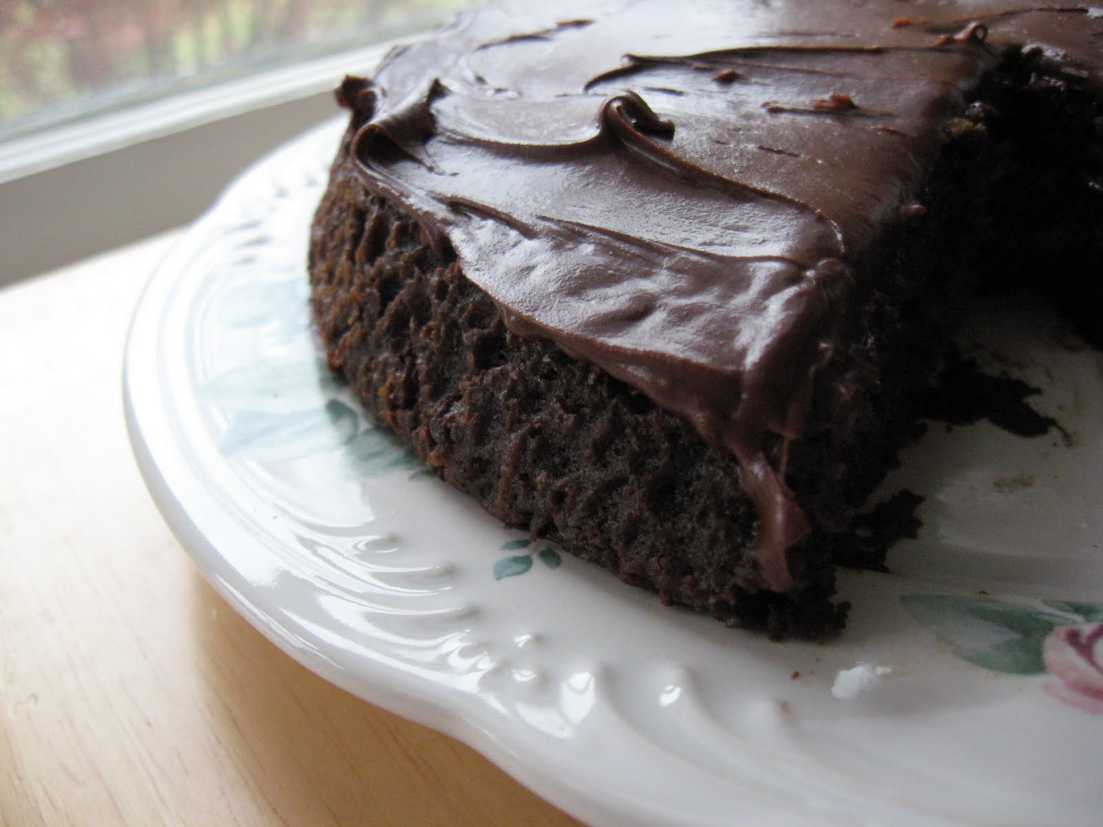 Gluten Free Chocolate Cake With Xylitol