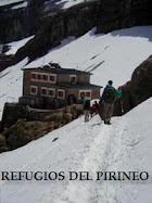 LISTA DE REFUGIOS DEL PIRINEO