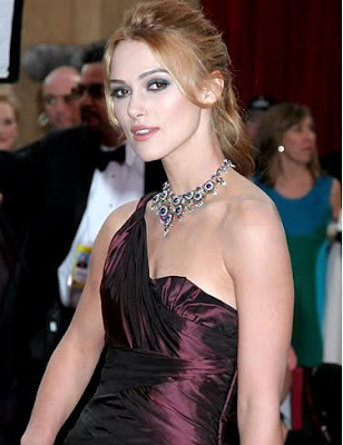 Keira Knightley Jewelry