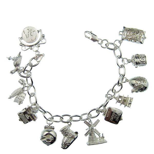 charm bracelet designs