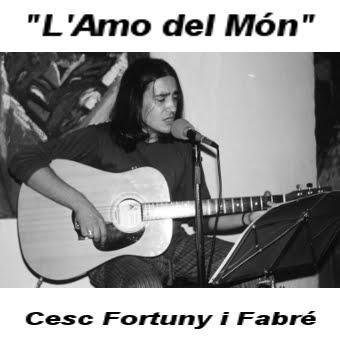 Música: Trabajo acústico de Cesc Fortuny i Fabré