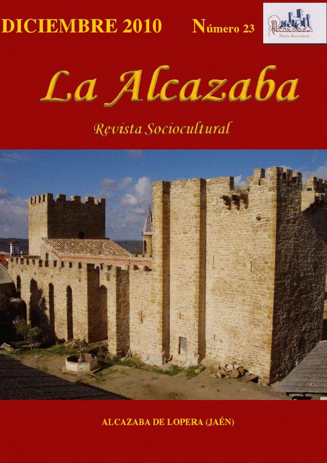 Revista La Alcazaba, nº 23