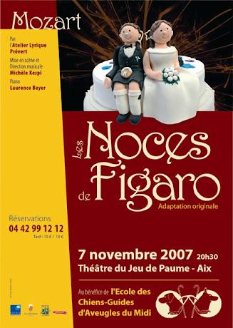 Les Noces de Figaro 2007-08