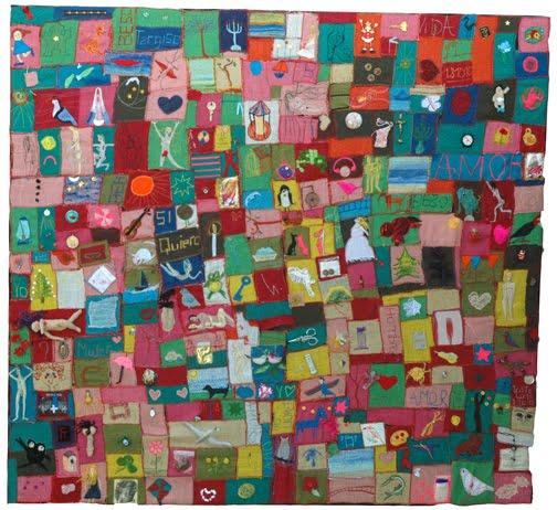 Mensión Bienal Textil 2011-2012.Museo Sivori.
