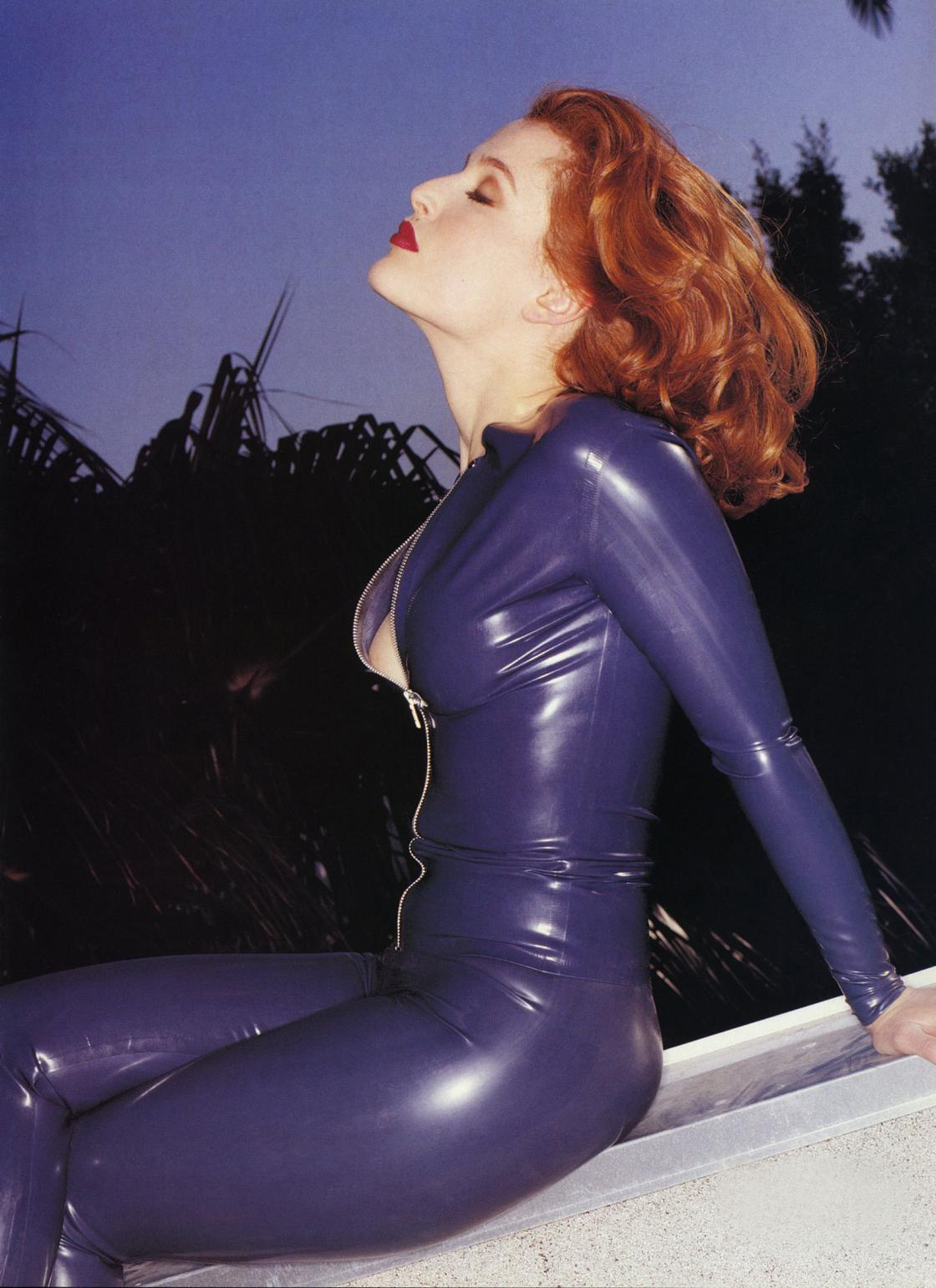latex catsuit gallery:
