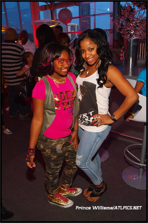 This how lil wayne s daughter reginae use to look like now she all