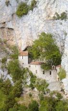 Ermitage Saint-Antoine de Galamus