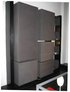 dominique arribart dressing inverse a caissons suspendus. Black Bedroom Furniture Sets. Home Design Ideas