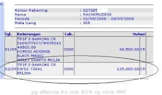 duit,uang,inter-metrofund,BCA