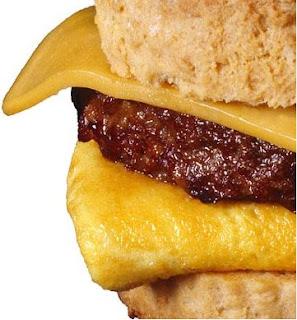 20 Worst Breakfast Sandwich Hardees Monster Biscuit