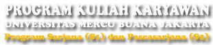 Info Kuliah Karyawan Sabtu Minggu S1 S2