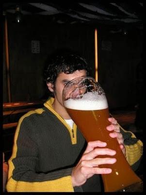 5l of beer