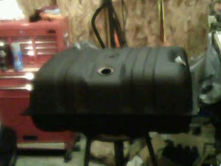 1982 Ford Bronco Gas Tank, still blurry