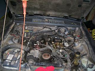 1986 Chevette 1.6
