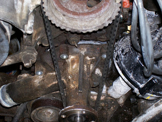 1986 Chevette water pump