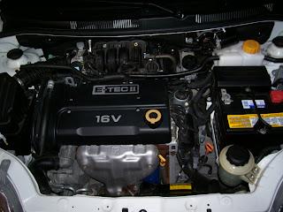 2008 Aveo 4 cylinder