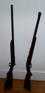 New Rifle, old Shotgun