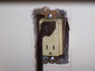 Wall Outlet naked