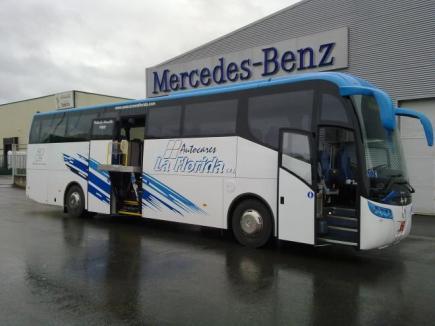 Autobuses y autocares blogspot autocares la florida s a for Mercedes benz oc