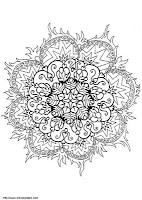 Весна... Пришел рассвет и миру улыбнулся... - Страница 3 Mandala-188-1