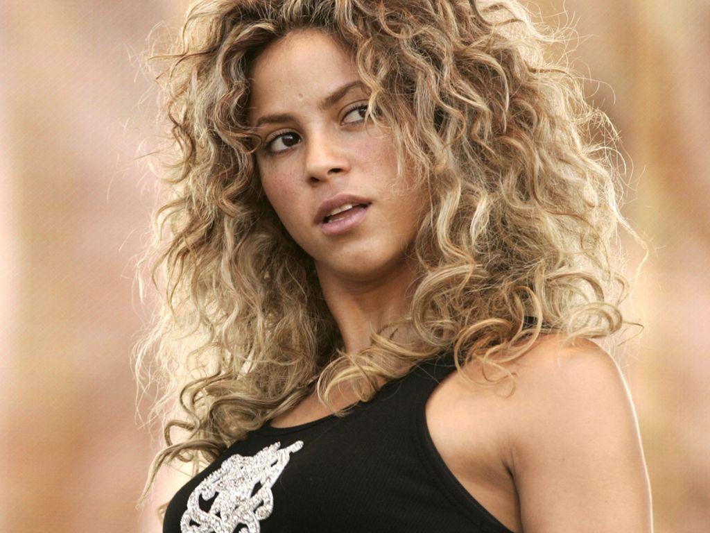 Seven Stars World: Sha... Shakira