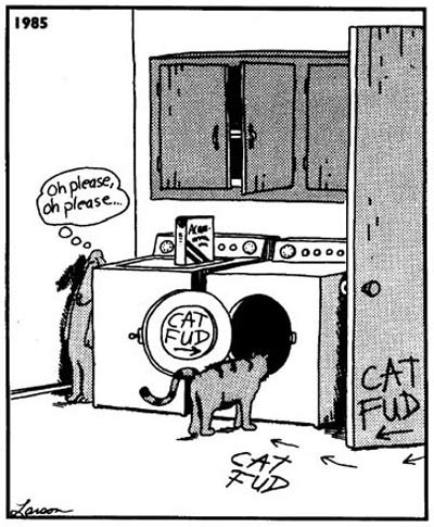 Far Side Dogs And Cats