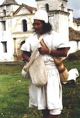 Mamo Aruawico - Comunidad indígena Arhuaca