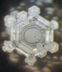 Cristales de Agua