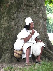 Mamo Aruawico - Comunidad Indígena Arhuaca - Sierra Nevada de Santa Marta - Colombia