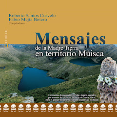 """Libro """"Mensajes de la Madre Tierra en territorio Muisca"""""""