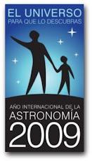 Ano Internacional da Astronomía.