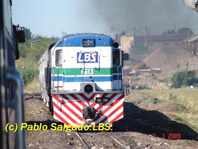 F 613 POR EL KM 15
