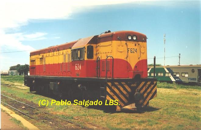F 624 A ORDENES EN TAPIALES