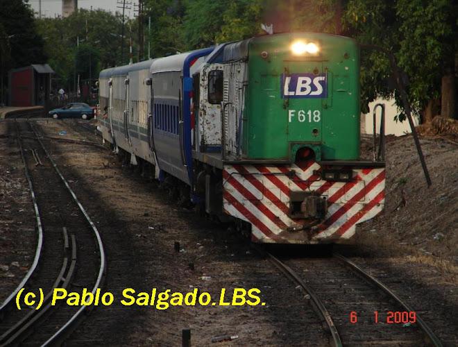 F 618 PARTIENDO DE EST. LUGANO
