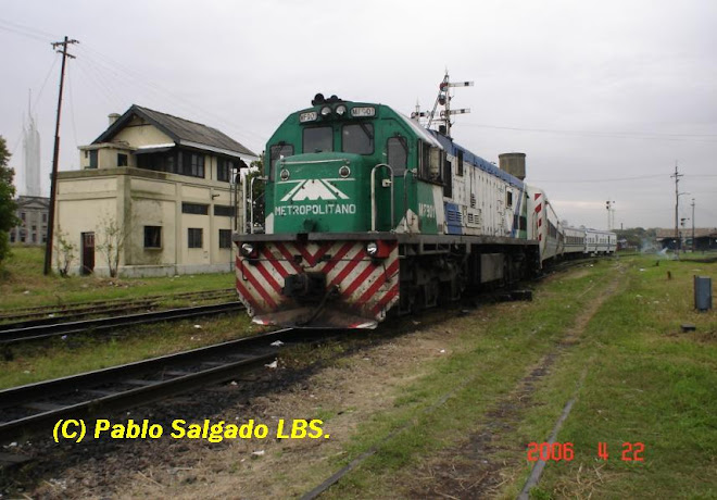 MF 901 PARTIENDO DE EST. BUENOS AIRES