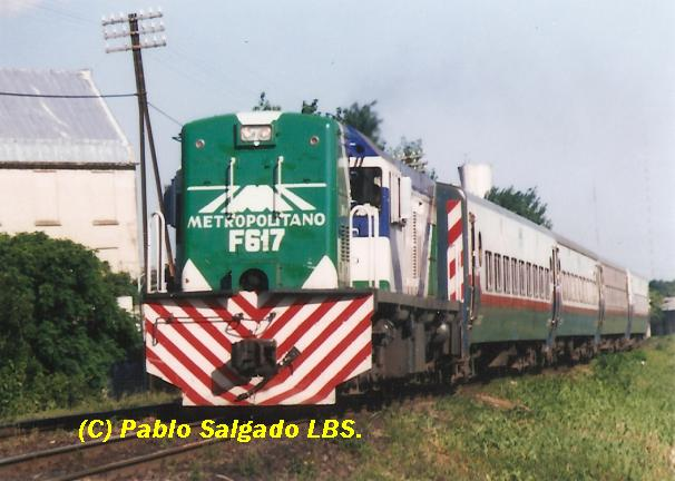F 617 POR EL ALTO NIVEL