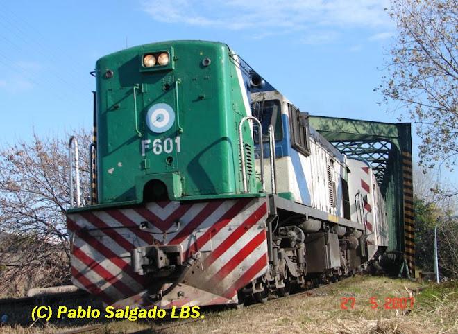 F 601 POR EL ALTO NIVEL