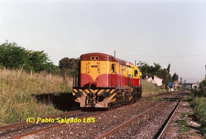 F 625 POR EL RAMAL HAEDO - TEMPERLEY