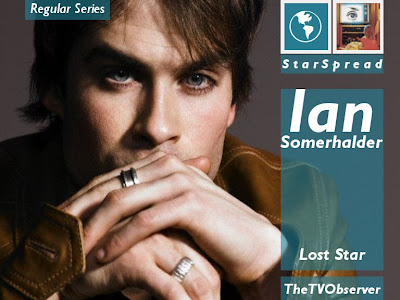 TheTVObserver: Ian Somerhalder