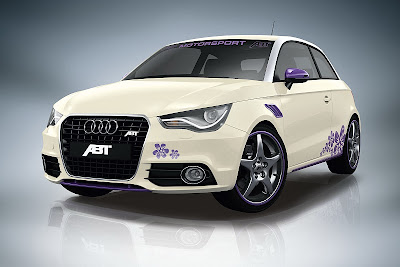 2010 ABT Audi A1 Reviews And Picture Galleries, [2010 ABT Audi A1 Wallpaper]