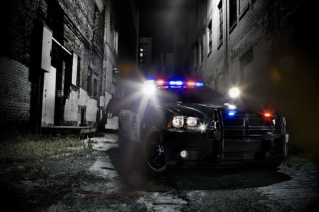 2011 DODGE CHARGER POLICE CARS