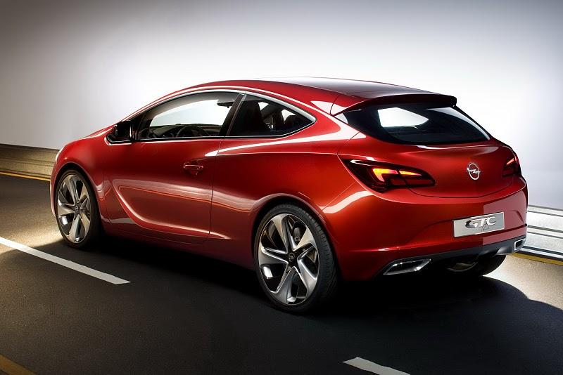 Opel GTC 2010
